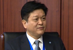 國家測繪地理信息局副局長李朋德接受新華網採訪