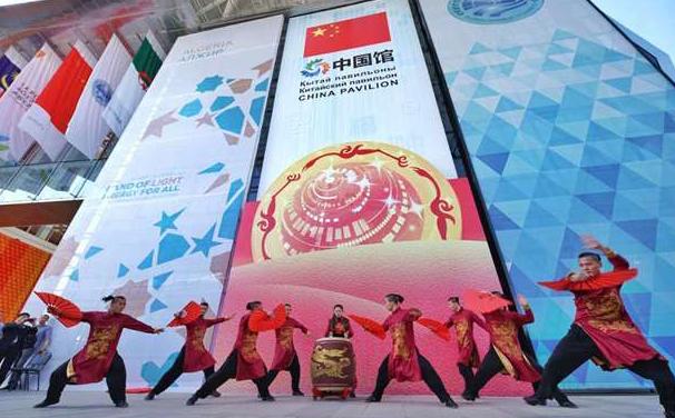 北京周亮相世博會