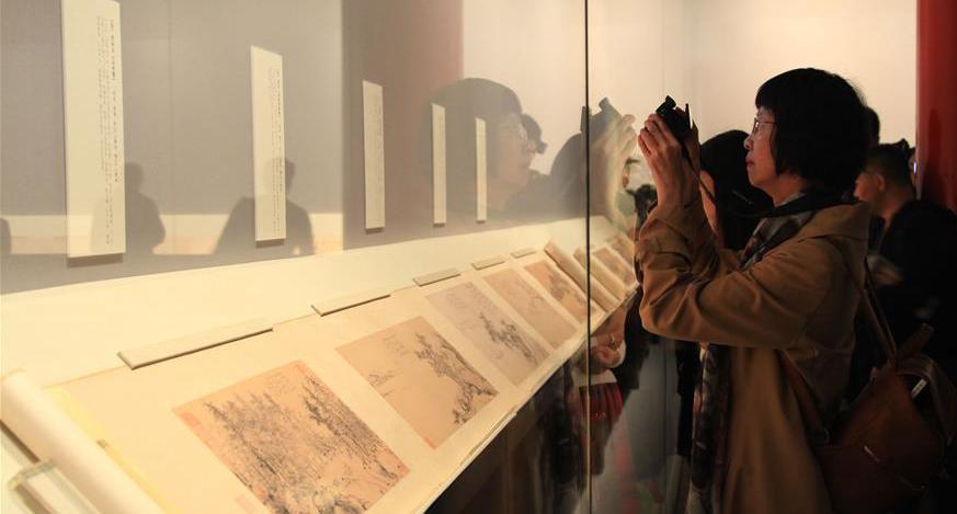 张伯驹先生诞辰120周年纪念展在京举行