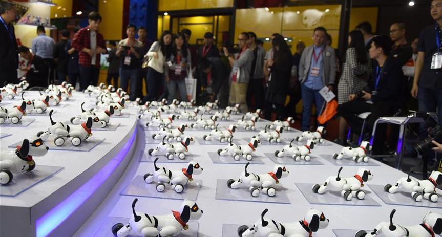 第30届广州国际玩具展开幕