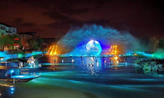 2018海峽兩岸中秋燈會將在江蘇周莊亮燈