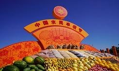 """西藏農牧民慶祝首個""""中國農民豐收節"""""""