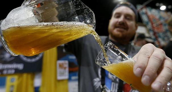 四千余種啤酒亮相美國啤酒節