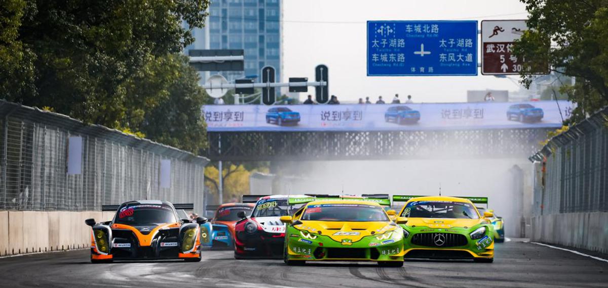 中国汽车摩托车运动大会第二日 四大赛事率先吹响决战号角