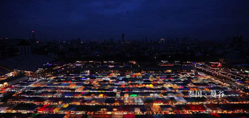 10秒看丝路:泰国·曼谷