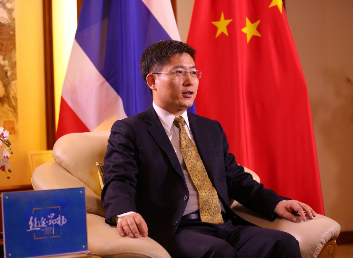泰国 中国驻泰国大使吕健:中国驻泰国使馆愿为中泰友谊亲上加亲不懈努力