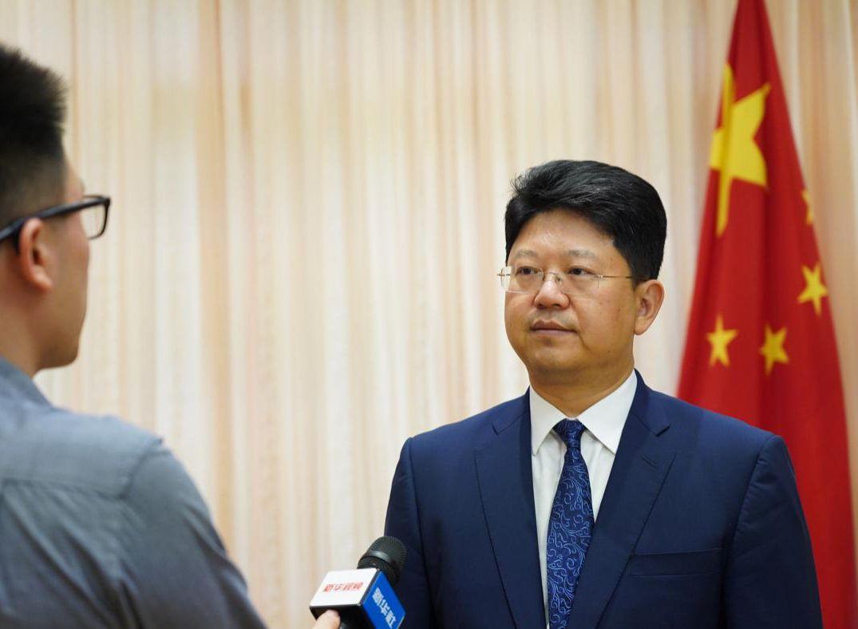 马来西亚 中国驻马来西亚大使白天:中国驻马来西亚使馆助力中马长情
