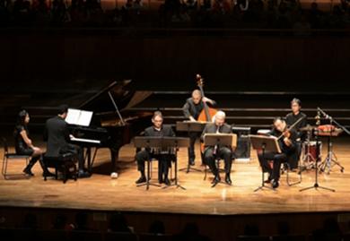 林昭亮領銜大師音樂家 共同演繹阿根廷探戈音樂