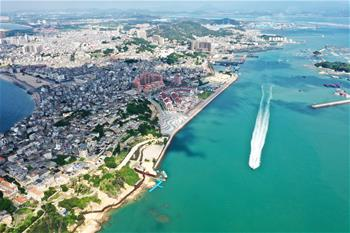 福建東山:全力打造全域生態旅遊海島