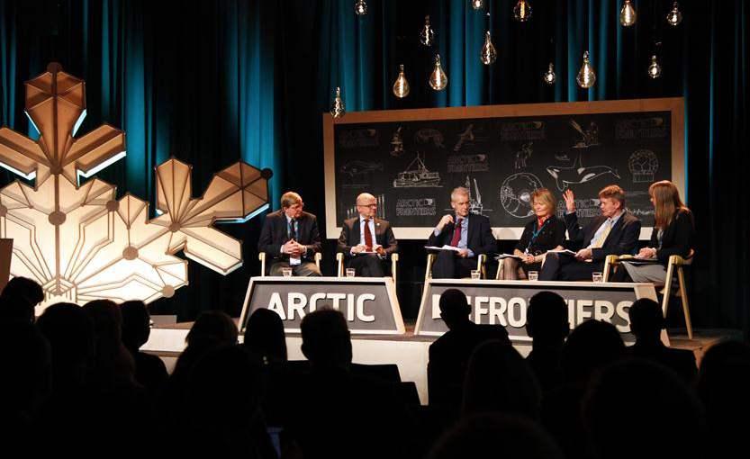 """""""北極前沿""""大會關注海洋經濟發展"""