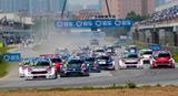 CTCC肇庆站赛道受事故干扰 上汽大众333车队张臻东获次回合亚军