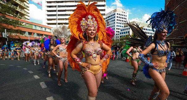 澳大利亞國家多元文化節掠影