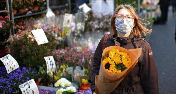 英國:母親節買鮮花