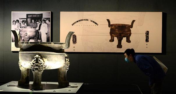 安徽博物院有序對外開放