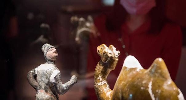 北魏時期珍貴文物亮相安徽博物院