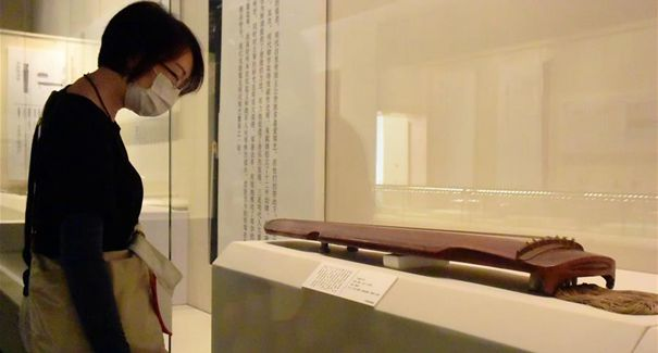 20余件中國珍貴古琴亮相天津博物館