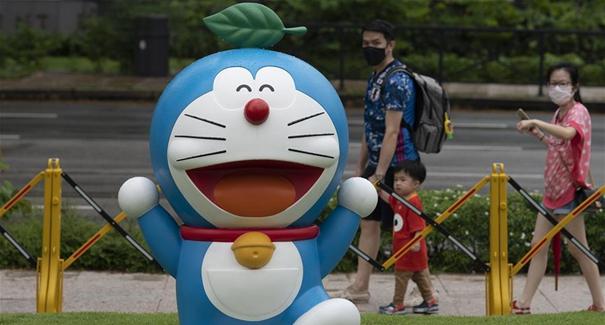 新加坡將舉行哆啦A夢展覽