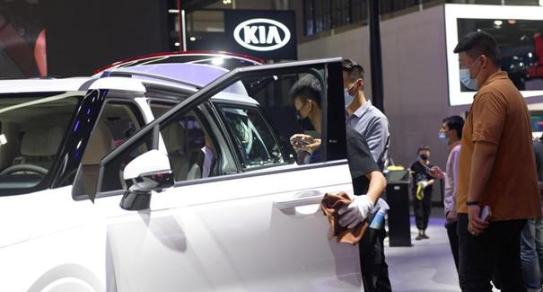 廣州國際車展閉幕