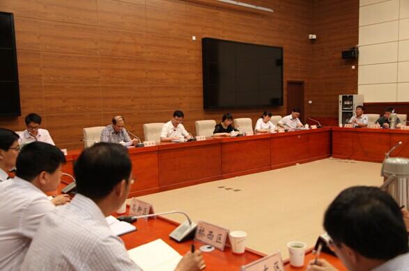 北京督察局向張家口市反饋例行土地督察發現問題