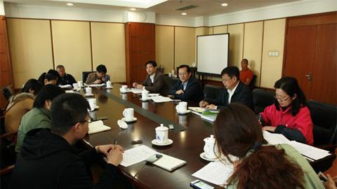 國土資源部召開2014年礦産情況新聞發布會