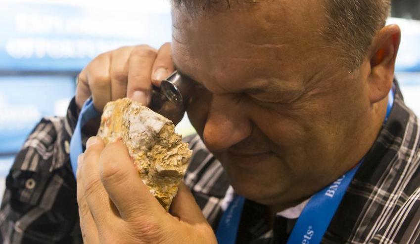 2017年加拿大国际矿业大会开幕