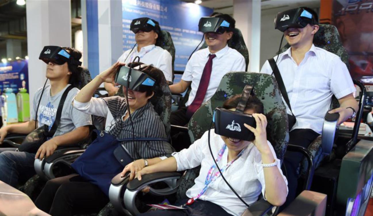 科博會開幕看科技