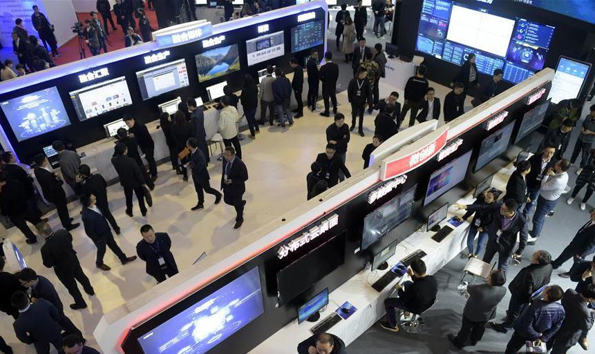 第二十六届中国国际广播电视信息网络展览会在京开幕
