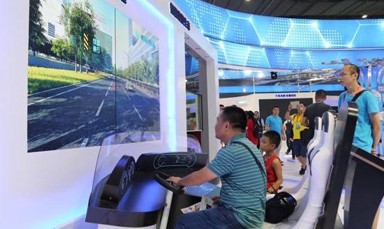 日本人工智能博览会聚焦提升劳动效率