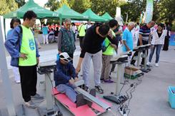 2018年北京市全民健身與營養社區行圓滿落幕