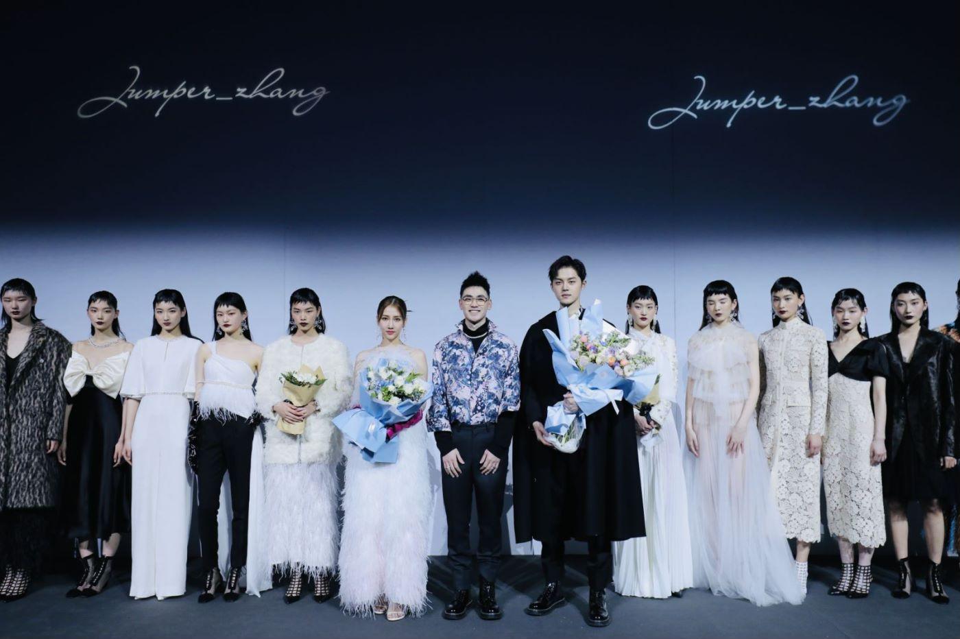 黄�叉�JUMPER ZHANG主题大秀QUEEN'S LOVE发布敢达创战者13