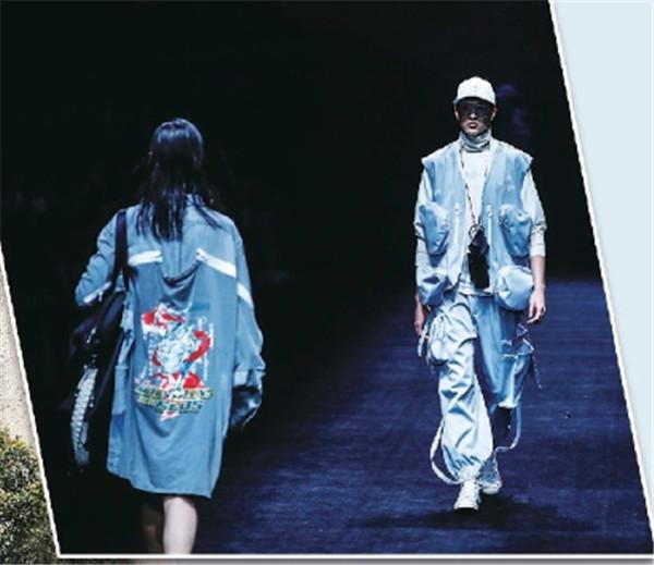 上海时装周如何跃居全球时尚产业指数第四