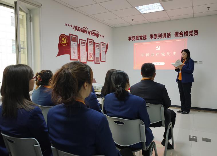 尚赫非公党建助力企业健康发展