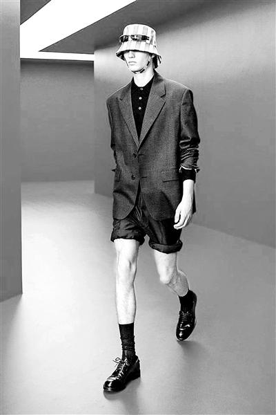 男装潮流:街头运动不设边界