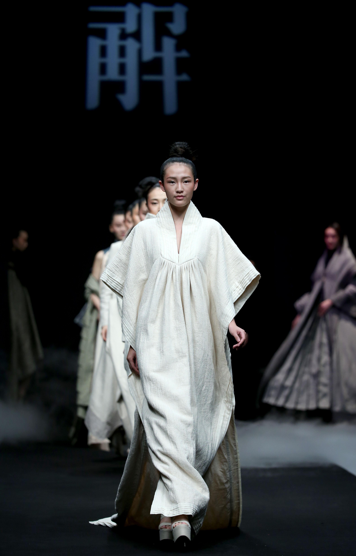 China fashion week in beijing 9