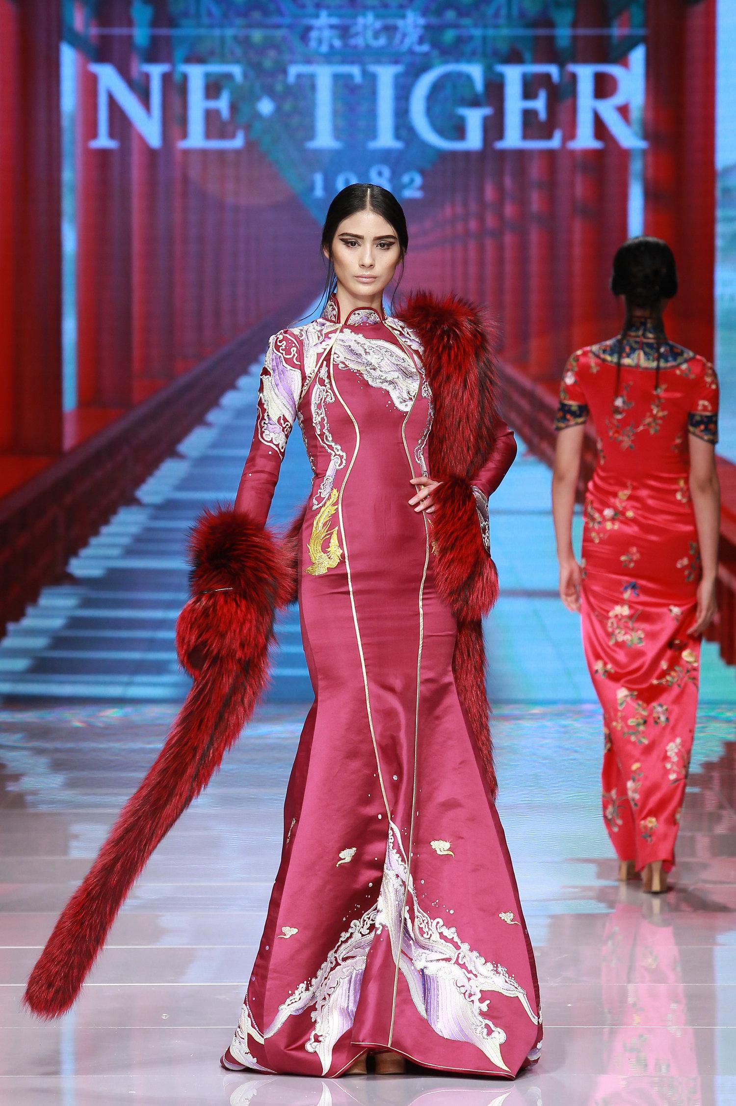 China fashion week in beijing