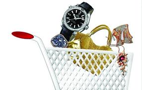 网购拉动中国奢侈品市场回暖 各平台硝烟四起