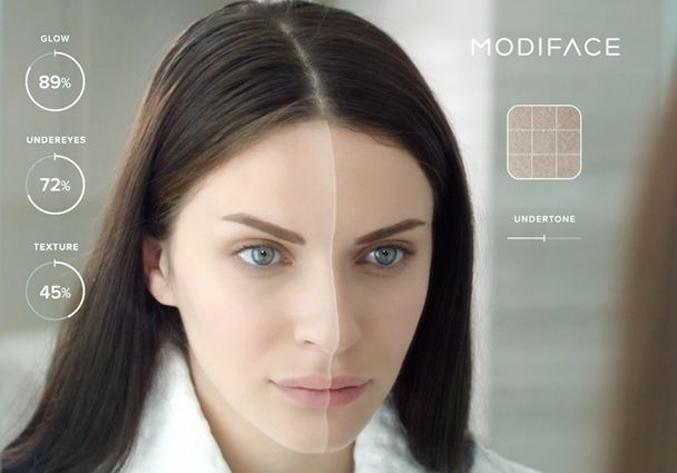 AR科技席卷美妆业 或成零售增长新机遇
