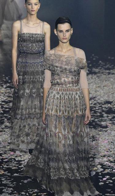 巴黎時裝周——迪奧發布2019春夏女裝