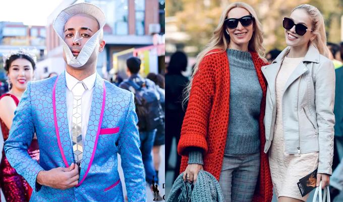 街拍 | 時裝周穿搭指南,秀出你的個性style!