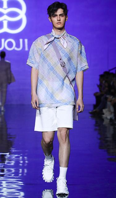 輕奢時裝品牌GUOJI國即正式亮相中國國際時裝周