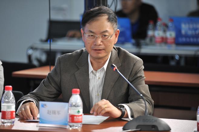 中國人民大學財政金融副院長 趙錫軍