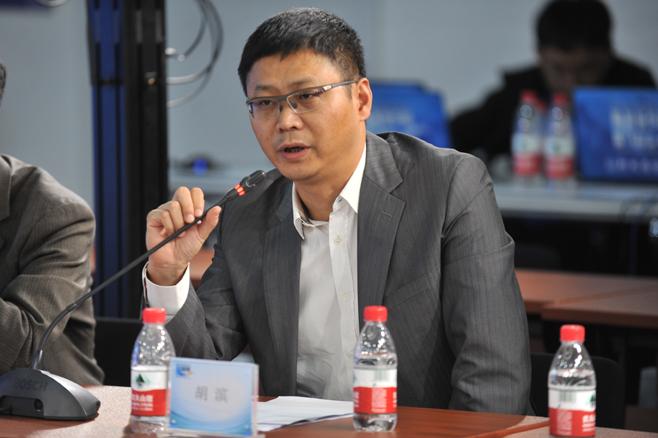 中國社會科學院金融研究所副所長 胡濱
