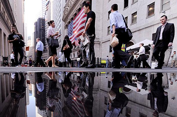 全球金融危机十周年反思