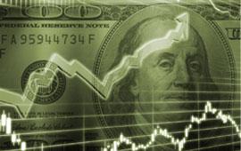 如預期加息 美元指數衝高回落