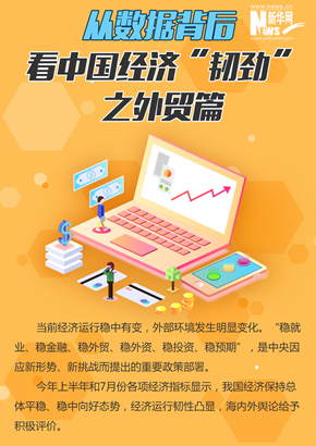 """从数据背后看中国经济""""韧劲""""之外贸篇"""
