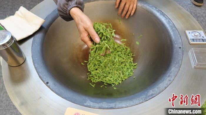 浙江去年龙井茶初级产值达55.4亿元 今年小幅上涨