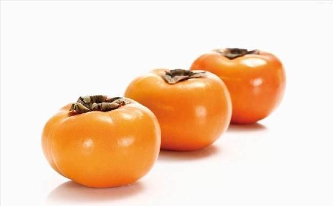 柿子明白吃