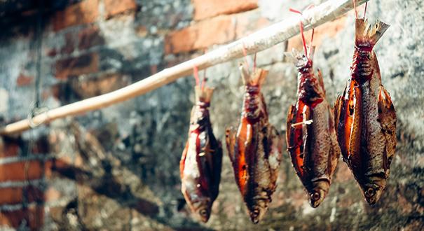 鹹魚被列致癌物是一種生活習慣預警