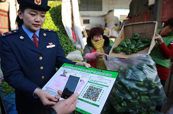 【高清圖集】河北石家莊:多措並舉保障食品安全