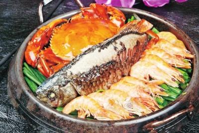 """水产要""""尝鲜""""虾可是鲜味的""""主角  ,美味又安全"""